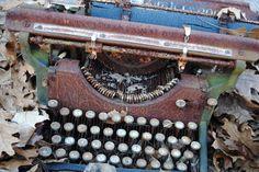 1900's Remington Typewriter in the Rough
