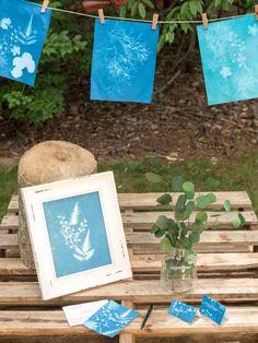 HGTV Summer Camp: Sunprints | HGTV >> http://www.hgtv.com/design/make-and-celebrate/handmade/diy-sun-prints-3-ways?soc=pinterest