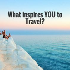 What inspires wanderlust? We ask our readers. Travel Photos, Travel Tips, Travel Destinations, Travel With Kids, Family Travel, What Inspires You, Lonely Planet, Beautiful World, Trip Planning