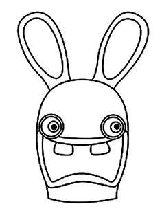 128 Meilleures Images Du Tableau Party Lapins Cretins Rabbits