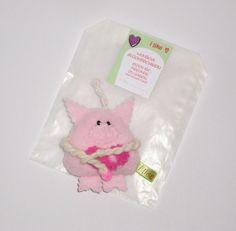 Glücksschwein 2013 ist ein neues Mitglied der Wuuschl-Company.      Glück zum neuen Jahr, für die Prüfung, zum Führerschein, zur neuen Wohnung/Haus...