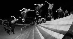 Los primeros diez trucos que deberías aprender en skate incluyen los flips y grinds...