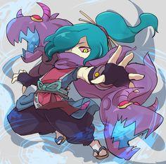 Youkai Watch, Goku, Anime Guys, Supernatural, Character Design, Cartoons, Zelda, Fan Art, Cool Stuff