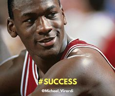 """As Michael Jordan once said """"It takes one player to win a game but it takes a team to win the Championship.""""  Stay motivated,  Michael R. Virardi https://lnkd.in/gM_sa_Y"""