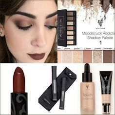 I'm so excited to do more fall looks ❤️❤️ get everything for this look here https://www.youniqueproducts.com/KatElswick