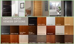 From natural hand-selected panels to traditional designs, Exotic Wood Veneer collection allows you to be creative when forming your interior motif. Exterior Doors, Interior And Exterior, Modern Interior, Interior Design, Doors Online, Light Oak, Wood Veneer, Traditional Design, My House