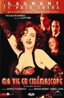 Ma vie en cinémascope; drama musical; 2005; legenda em francês; 90 min