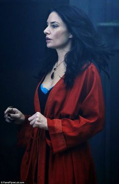 Madchen Amick- Witches of East End