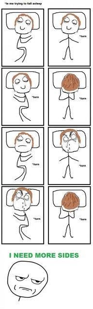 Me every night