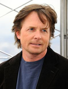 Michael J. Fox Photos Photos: Michael J. Fox Visits The Empire State Building Hollywood Walk Of Fame, Hollywood Actor, Hollywood Stars, Michael J Fox, Bernadette Peters, Actor Studio, Famous Faces, Role Models, Pretty People