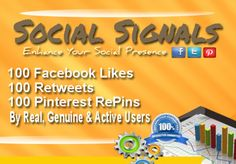 arubhi: enhance Social SIGNALS to give Big Seo Boost to your Site for $5, on fiverr.com