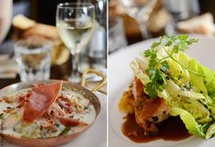 Lunch at Restaurant Café Constant by Paris in Four Months, via Flickr (139, Rue Saint-Dominique 75007 Paris)
