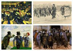 Vincent Van Gogh Collection XXX (People)