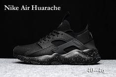 size 40 19ee9 c796f Original Air Max Nike - Nike Air Huarache Run Ultra Men Shoes All Black