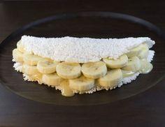 Tapioka de banana