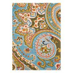 I pinned this Francesca Rug in Multi from the Loloi event at Joss and Main!