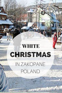 White Christmas in Zakopane