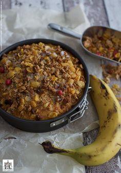 Neues Rezept auf meinen LISA LIBELLE Blog. Ein leckeres Bananenbrot für kalte Wintertage!