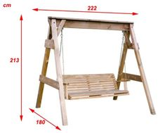 Gorgeous patio furniture diy - have a look at our site for more suggestions! Gorgeous patio furniture diy - have a look at our site for more suggestions! Outdoor Furniture Plans, Patio Furniture Sets, Pallet Furniture, Furniture Layout, Furniture Sale, Wooden Garden Swing, Wood Swing, Swing Seat, Swinging Chair