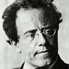 Gustav Mahler - late-RomanticAustrian composer among leading conductors of his generation. A Jew, born in village of Kalischt, Bohemia, (then the Austrian Empire) now Kaliště in Czech Republic. Romantic Composers, Classical Music Composers, Gustav Mahler, Classical Opera, Music Images, Opera Singers, Chant, Playwright, Conductors