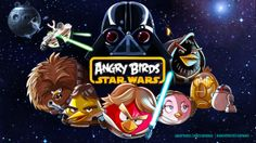 Now Angry Birds Star Wars for Blackberry 10 and better OS, comes with some new features. Angry Birds Star Wars offers you Explore more than 100 levels in different locations like Tatooine and the Pig Star. Star Wars Birthday, Star Wars Party, Amazon Kindle, Wii U, Chewbacca, Angry Birds Star Wars, Iphone App, Ios App, Zombie Tsunami