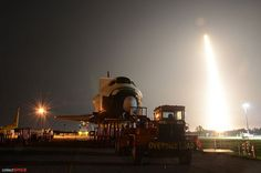 NASA Space X Great Red Dragon Photos | spacex s first space station bound dragon spacecraft flying atop a ...