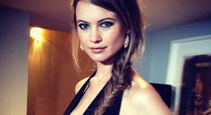 Five hairstyles that will stop wet weather raining on your (hair) parade - The fishtail braid. #hairstyles #behatiprinsloo