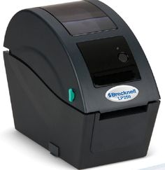 "Brecknell AWT05-505682 LP-250 Series Thermal Printer, Wristband Label , 2.05"" Maximum Print Width. SD flash memory expansion up to 4 GB. Easy Media Loading. Windows Driver. POS Compatibility. 4800 to 115200 Baud Rate."