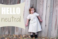 Shwin: Hello Neutral (dress)