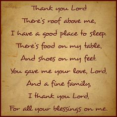 Thank You Lord God Jesus For All My Blessings. This is a song written bt Jeff Easter's father. Jeff and Sherry have sung it on the Gaithers. It is pretty. Thank You Lord For Your Blessings, Thank You God, Give Me Your Love, All That Matters, After Life, Jesus Loves Me, Christian Quotes, Christian Life, Christian Women