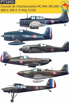 French aircraft used in Indochina