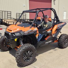 Thanks to Hunter Lewis from Bastrop LA for getting a 2016 Polaris RZR XP 1000 Turbo at Hattiesburg Cycles