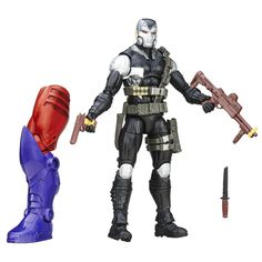 Demolition Man - Captain America - Marvels Legends Series - Hasbro