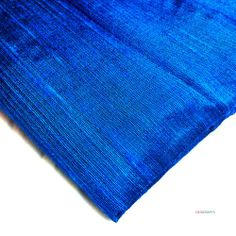 Medium Blue #RawSilk Ask www.desicraftshop.com