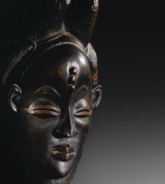 Masque ikwara, Punu, Gabon | Lot | Sotheby's