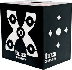 The Block® Black Field Logic Block® Crossbow Target : Cabela's