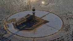 Big Solar Comes of Age: The largest solar thermal plant in the world opens in California's Mojave Desert