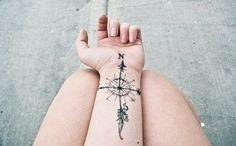 tatuajes rosa de los vientos imagenes - Buscar con Google