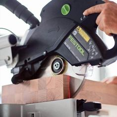 When looking for a good miter saw, you can never go wrong with the Festool Kapex KS 120 sliding compound miter saw. This saw provides with an accurate way of cutting lumber effortlessly. Sliding Compound Miter Saw, Compound Mitre Saw, Festool Kapex Ks 120, Construction Worker, Dust Collection, Baby Car Seats, Infant Car Seats