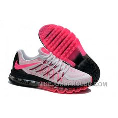 best service 1bec5 d92b9 Promo Code For 2015 Nike Air Max Womens Running Shoes White And Pink, Price