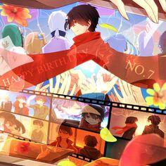 Tags: Anime, Junjam, Enomoto Takane, Kagerou Project, Kido Tsubomi