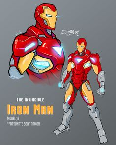 Marvel Comic Universe, Marvel Art, Marvel Dc Comics, Marvel Heroes, Superhero Art Projects, Superhero Design, Iron Man Cartoon, Marvel Animation, Iron Man Art