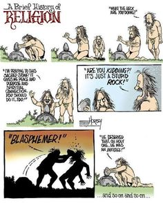 A Brief History of Religion