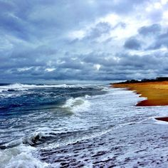 Southern Shores the morning after Hurricane Arthur :: Outer Banks :: Photo by Chris Nystrom