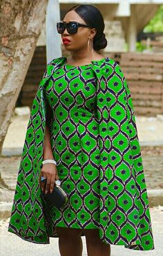 african print dresses African print dresses can be styled in a plethora of ways. Ankara, Kente, & Dashiki are well known prints. See over 50 of the best African print dresses. African Dresses For Women, African Attire, African Wear, African Fashion Dresses, African Women, African Style, Fashion Outfits, Modern African Print Dresses, African Outfits