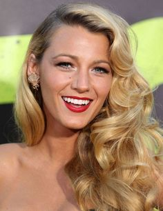 Blake Lively- great styling