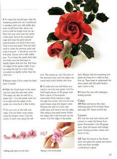 Sugarcraft Flowers - ROSA - Álbumes web de Picasa