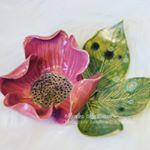 56 отметок «Нравится», 7 комментариев — Monika (@handmade.by.moma) в Instagram: «I år blev alla mina älskade malvor uppätna av mätarlarver. Bara gröna, kala pinnar var kvar. Jag…»