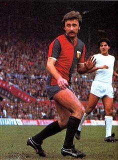 Roberto Pruzzo (Genoa) Genoa Football, Genoa Cfc, Image Foot, Barcelona, Club, Running, Sports, Cricket, Ski