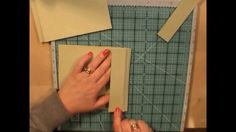 Make you own 6x6 Mini scrapbook Album in1 Hour. This is a great quick project for any crafter even a beginner. Thank you for taking the time to watch my tuto...